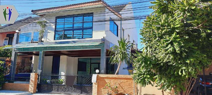 Single House for rent Pattaya 12,000 baht. Close to Pratumnak Hill