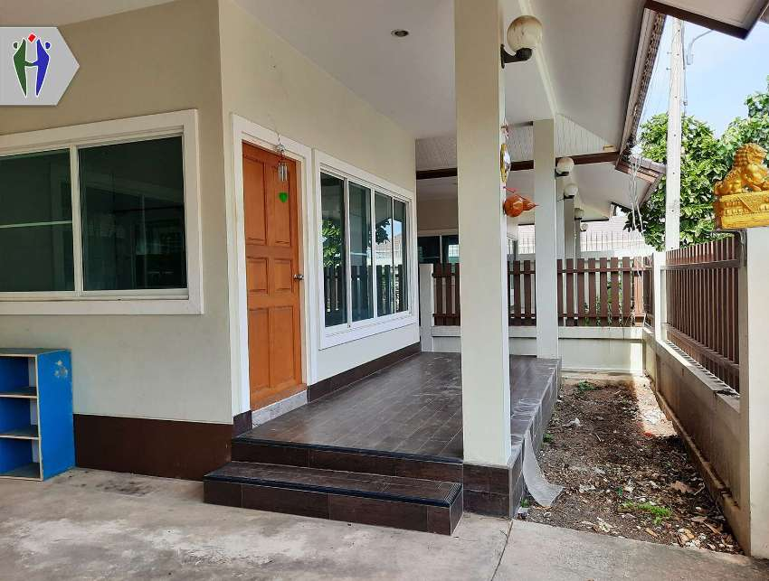 Single House 45sq.wha. Empty for Rent East Pattaya, Rent 9,000 baht