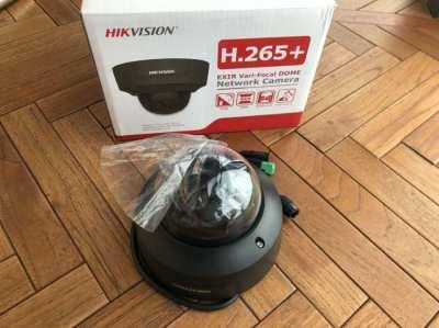 Hikvision 8MP Varifocus Outdoor Surveillance Network IP Camera