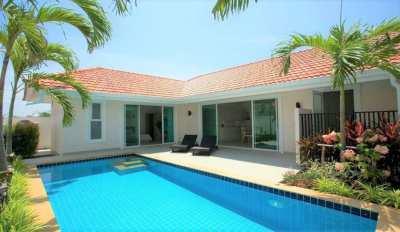 Good Value 3 Bedroom Pool Villa