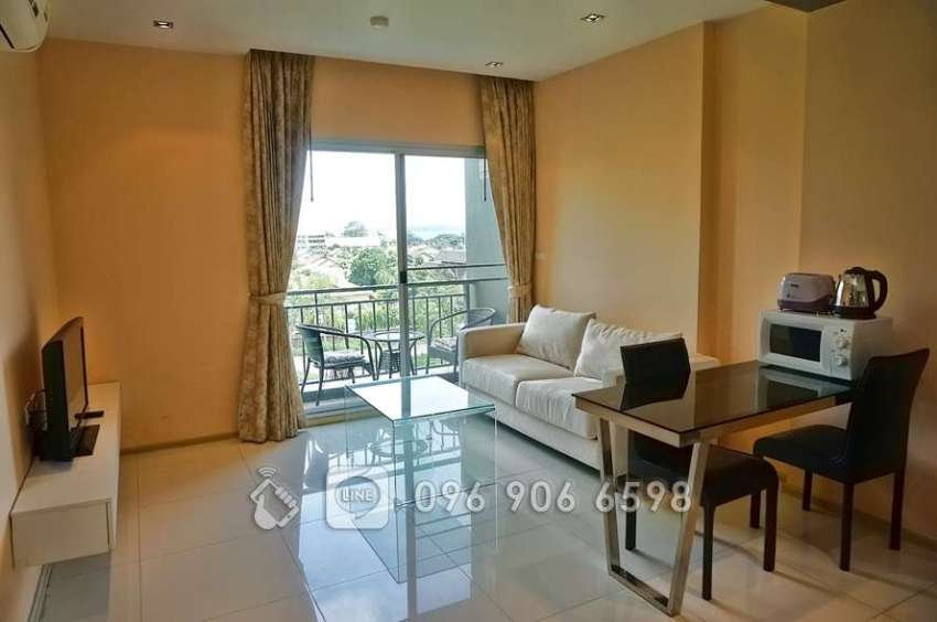 For Rent   1 Bedroom   The Gallery Condo (Jomtien Beach, Pattaya)