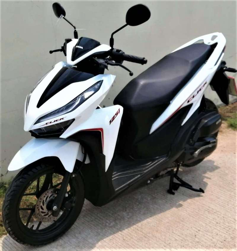 05/2019 Honda Click 125 - 39.900 ฿ Easy Finance by shop