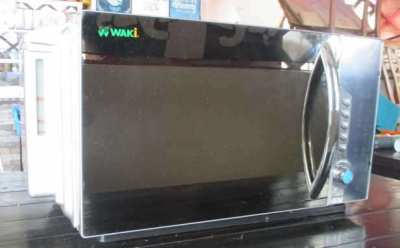 WAKI MW 9023 Multi Steam microwave, good condition, used normally.