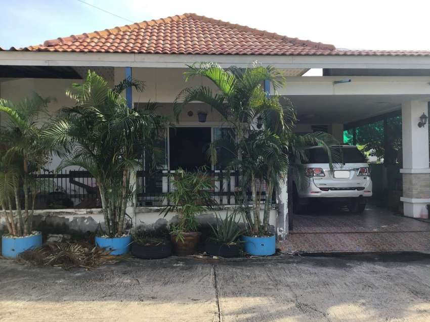East Pattaya Single House Nern Plub Waan