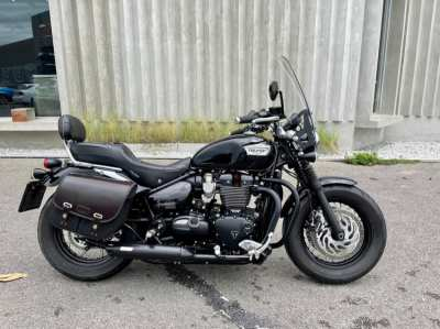 For sale Triumph SpeedMaster Black edition.