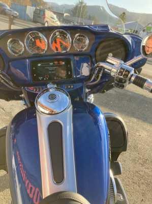Harley-Davidson CVO ULTRA LIMITÉE 117