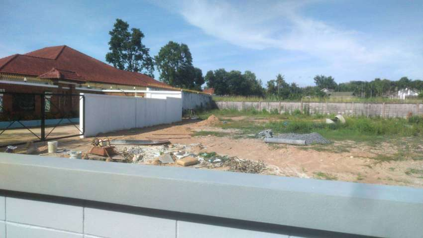 Land for sale - Nong Khet - 1km to Road 36 - 264 sq. m (66 trw)