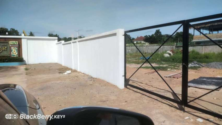 Land for sale - Nong Khet - 1km to Road 36 - 875 sq. m (218 trw)