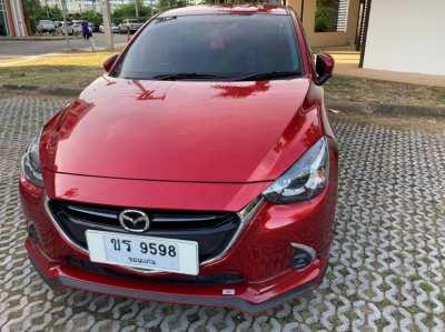 ด่วน! ไมล์ 9,8xx Mazda2 high connect (รองท็อป) ปี 2019