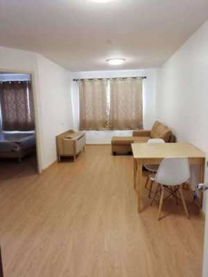 LPN Bodin Ramkamhang TowerD3 FL8 minimal new furniture big space 35sqm