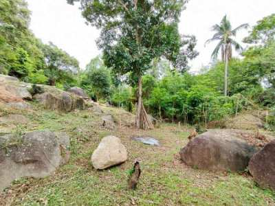 Sea view land for sale at Ban Tai Subdistrict