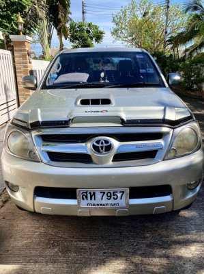 Toyota 4x4 vigo
