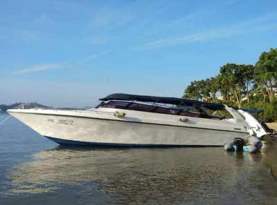 Speedboat for sale