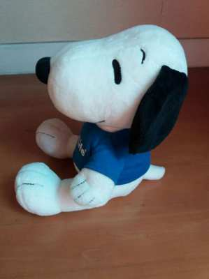 Collectable - Rare - Soft Snoopy Metlife!