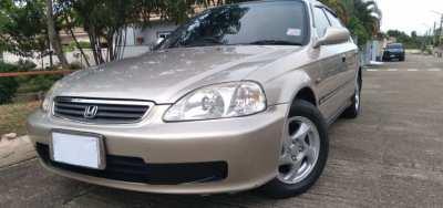 Honda Civic 2000 1.6L VTI V-TEC