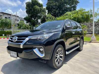FOR SALE FORTUNER 2018 - SPECIAL PRICE THB 850,000!!!