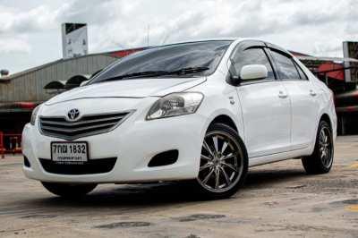 Toyota vios รุ่น 1.5 J At
