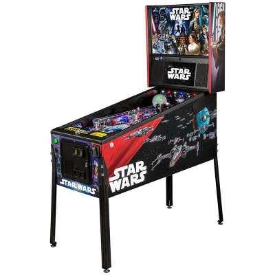 Pinball Machine Star Wars Pro ready to ship now!! Original from Stern