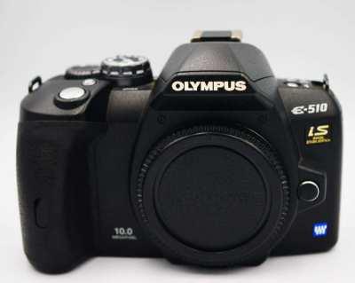 Olympus E-510 (EVOLT E-510 in North America) Four Thirds system body