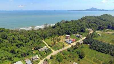 very rare beach property