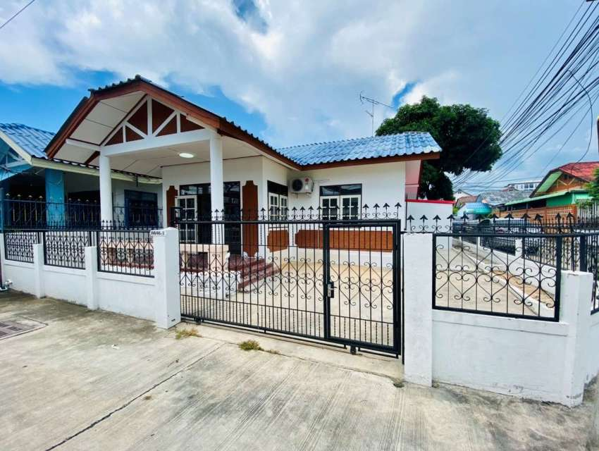 NEWY RENOVATED SINGLE HOUSE IN SOUTH PATTAYA