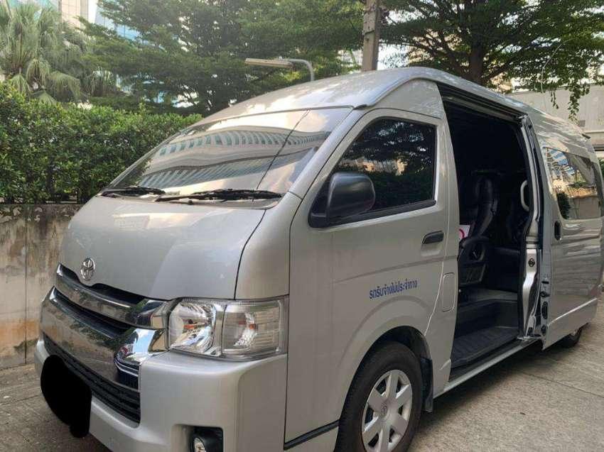 Toyota Commuter 2019