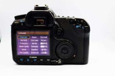Canon EOS 40D 10.1MP Semi-Professional DSLR Magnesium Alloy