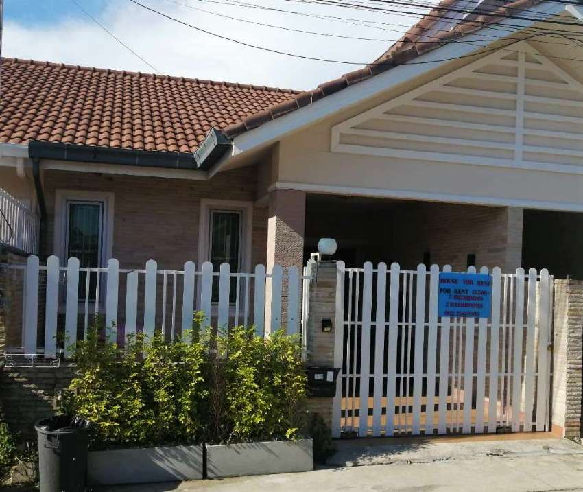 For Rent house CC 7 Pool vieuw  - new furniture 10.000 ฿/Month