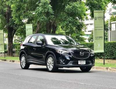 ขายรถยนต์  Mazda Cx5 ปี 2016 2.2 XDL ดีเซล 4wd Top สุด
