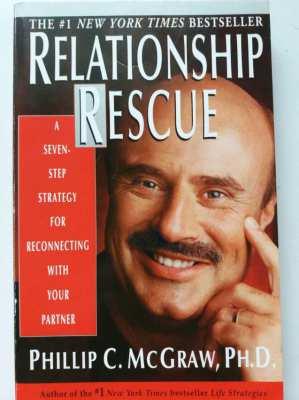 # 1 New York Times Bestseller - RELATIONSHIP RESCUE-Phillip C. McGraw