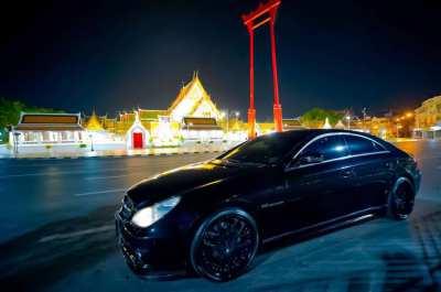 Mercedes Benz CLS 500 (Sport Luxury) Genuine car
