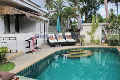2 bed 2 bath with private pool House for rent in Huay Yai
