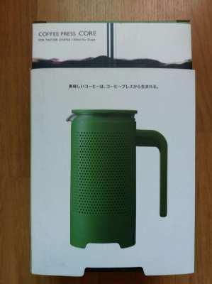 Brand New Rivers Coffee Press Core