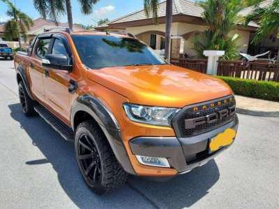 Ford Ranger 3.2 Wildtrak 2017