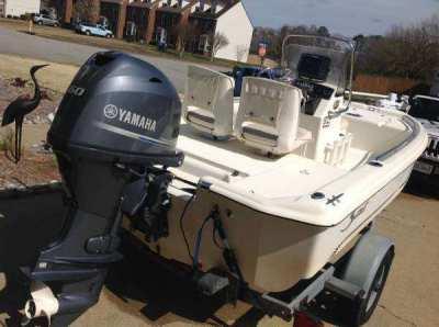 Used Yamaha 60 HP 4-Stroke Outboard Motor Engine