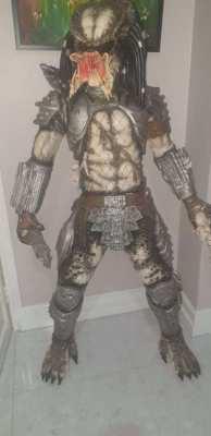 Predator handmade statute price 80000 B reduce to 40000 B