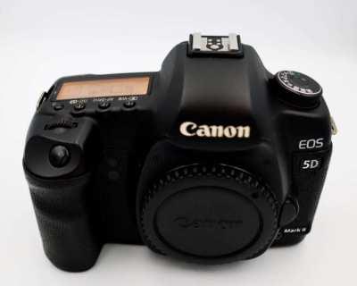 Canon 5D Mark II 21.1MP Professional Full Frame DSLR Camera, 5DMk2