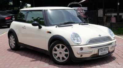 Mini Cooper 1.6 R50 Hatchback