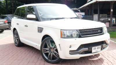 Land Rover Range Rover 5.0 Overfinch 4WD SUV