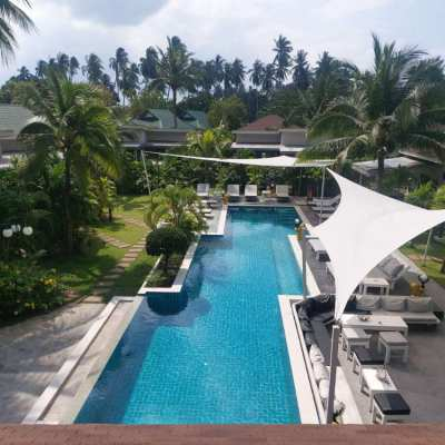 22 BUNGALOWS RESORT - 45,000,000 THB (discount from 50,000,000 THB)!!!