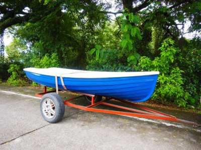NEW Designed Boat 10ft + NEW Trailer - 36000b ONLY