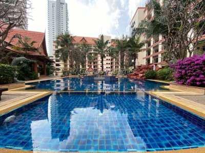 1 bed 1 bath Condo for sale in Central Pattaya