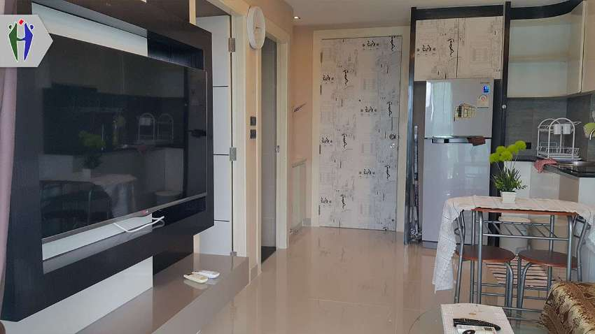 Condo for Rent South Pattaya 6,000 per month.