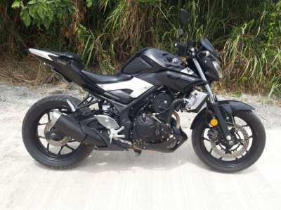 Yamaha MT03 for RENT !!!
