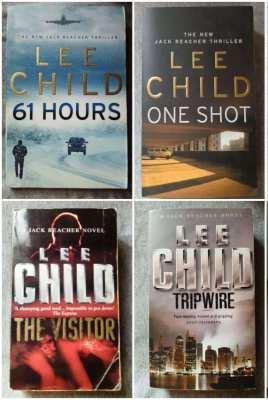 Lee Child - Jack Reacher Novels