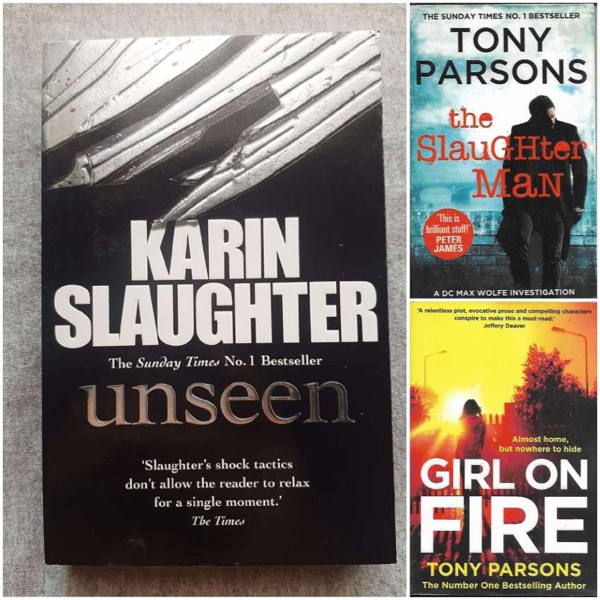 Karin Slaughter/ Tony Parsons - As New