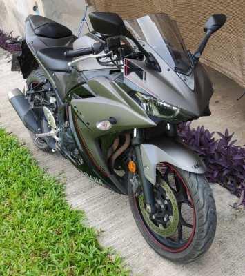 Yamaha YZF-R3 Sale