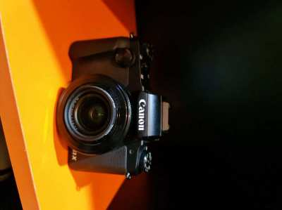 Brand new Canon G1X, 24 MP flagship compact
