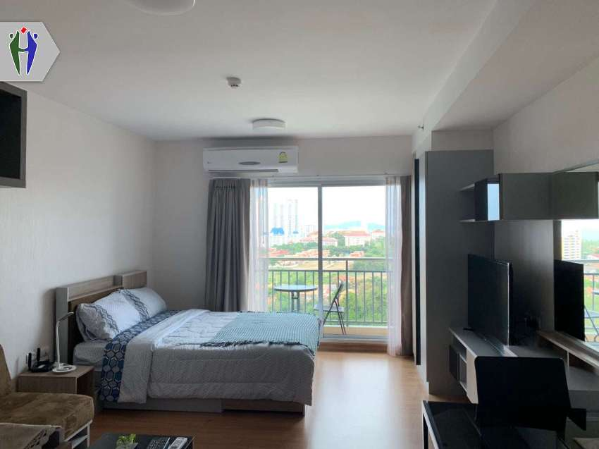 Condo for Rent Next to Tepprasit Road Pattaya