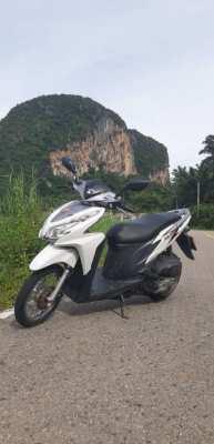 Honda Click 125i - 2012